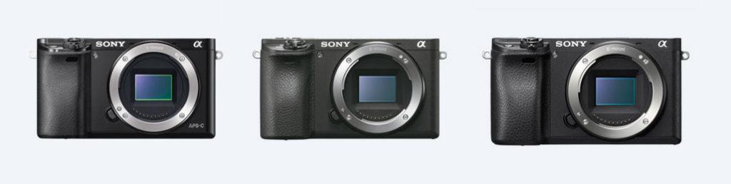 Seria Sony a6000