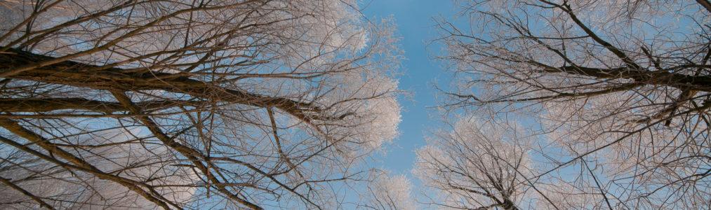 Zima pod koniec marca to nic dziwnego