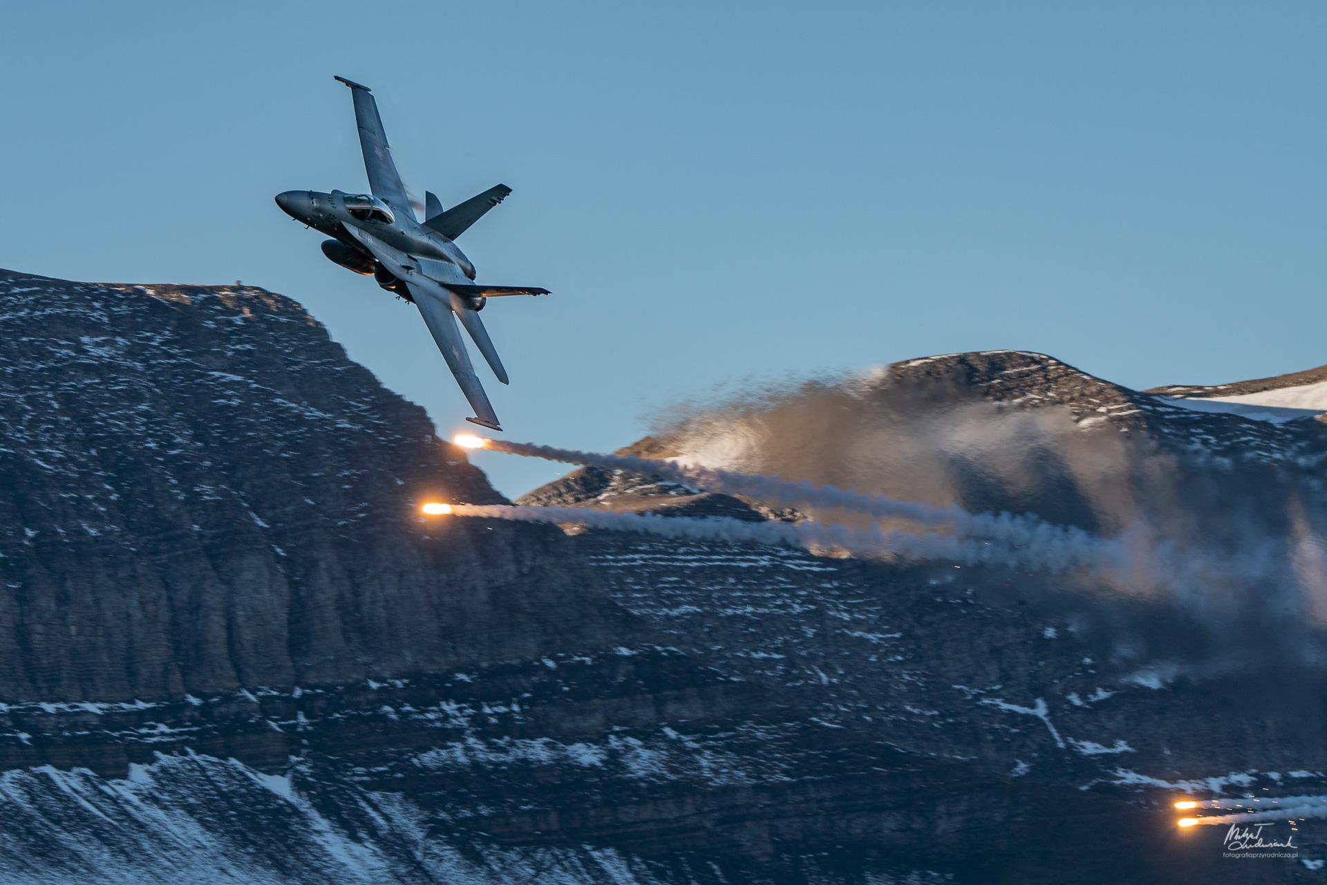 F/A-18 Hornet