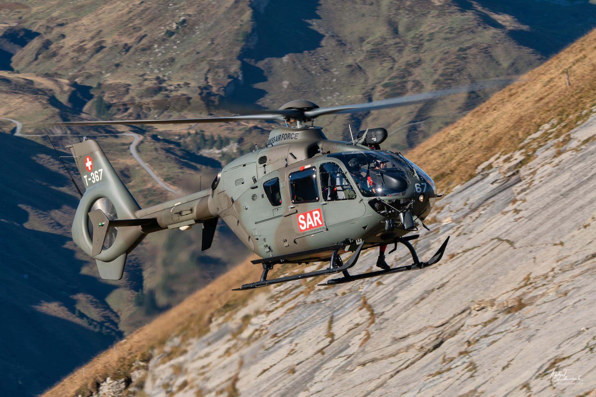 Eurocopter EC-635 (SAR)