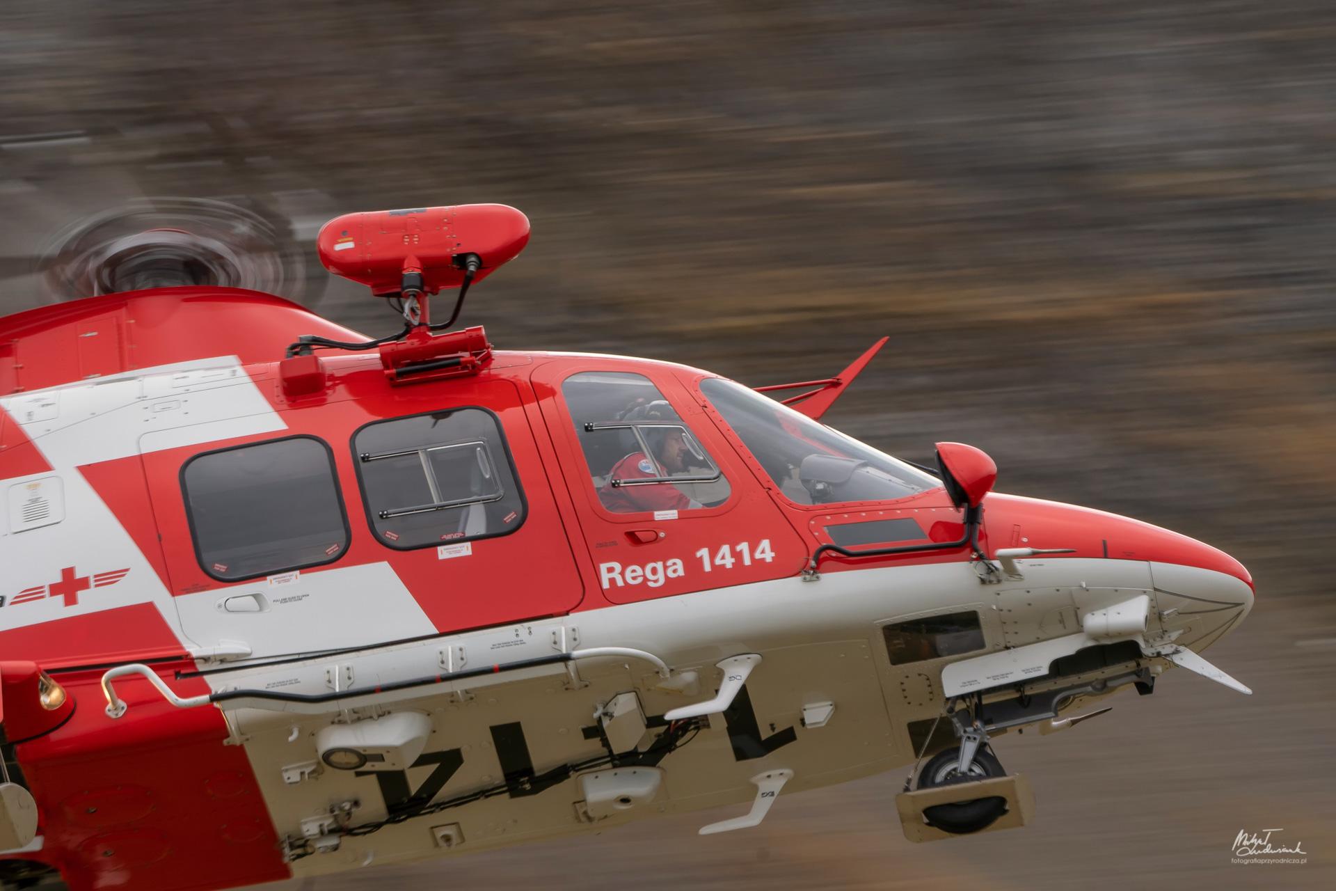 Agusta A109 (Rega)