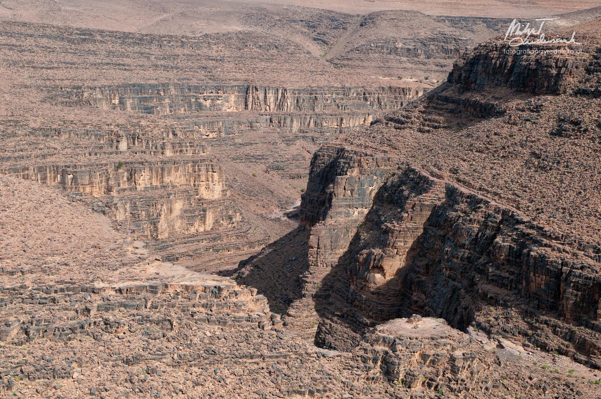 Faktury skał