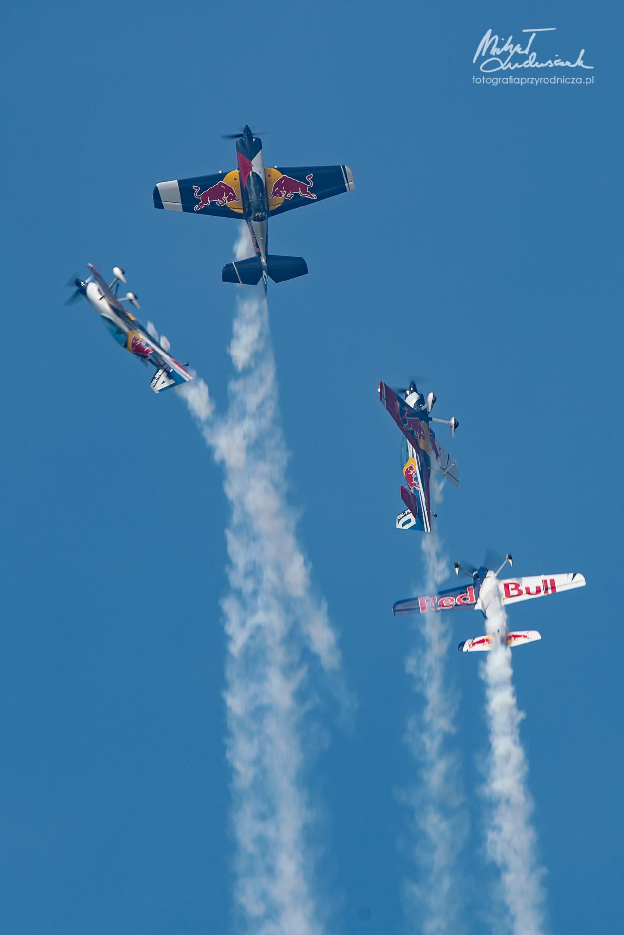 XA-42, Flyings Bulls Aerobatics Team